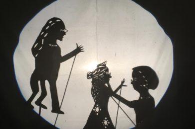 do desenho a marioneta